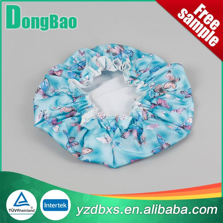 Top brand personalized washing shower cap