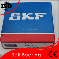 Best Performance SKF 1210 Ball Bearing Double Row Self-aligning Ball Bearing 1210