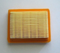 Air filter to suit selected brush cutters ,earth augers ,clearings saws and multi tools .