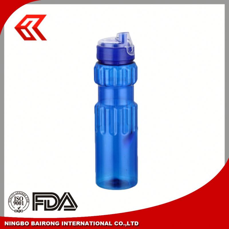 750ml bpa free water bottle PE material SGS test passed,Reach test passed,PDA, Europe standard