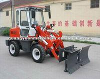 ZL06F mini wheel loader/snow blade/hydraulic/CE