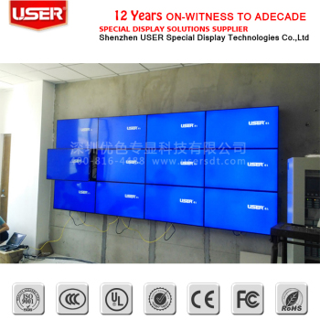 Cheap hotsell lcd xxx video tv video wall