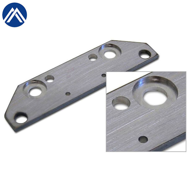 Customized made 6061 7075 cnc milling <strong>aluminum</strong>