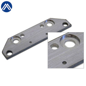 Customized made 6061 7075 cnc milling aluminum