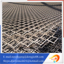 Standard hole Low carbon expanded metal mesh