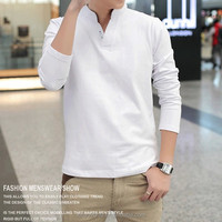 Best selling wholesale white 100% egyptian cotton blank t-shirt