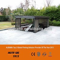 underground hydraulic car parking lift for home garage