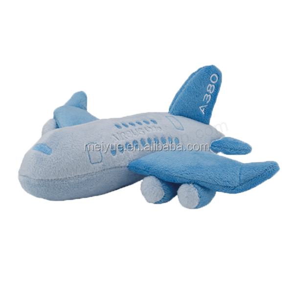 Baby Gift Options Soft Smooth Lifelike Plush Toys Air Plane