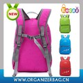 Encai New Design Folding Sports Backpack Hot Sale Hiking Packsack Promotional Gift Customization
