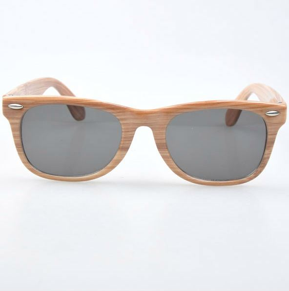 china manufacturer boys cool wood <strong>grain</strong> design your own kids sunglasses shanghai jheyewear 2019