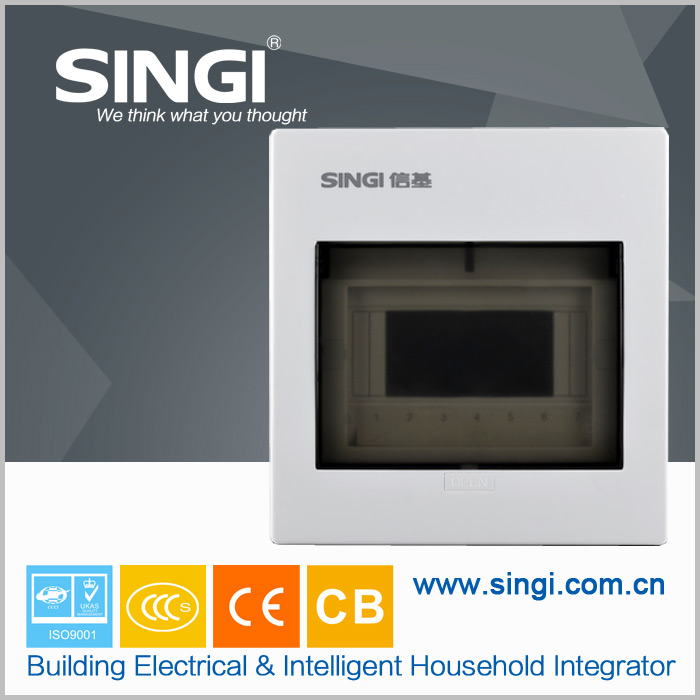 2016 new hot 7 circuits electrical distribution box focused on 20 years famous brand high manner power distribution box