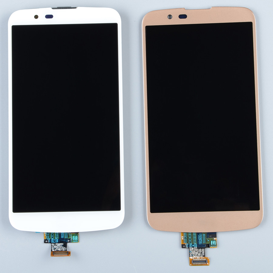 Competitive price LCD touch screen with digitizer assembly for lg <strong>K10</strong> display lcd K420 K430 F670 M2