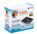 Tiger Star Model I3000 Android IPTV Digital satellite receiver/Set Top Box
