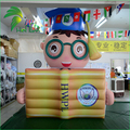 Giant Custom Plastic PVC Inflatable Figure, Air-sealed Inflatable Cartoon Toys For Sale