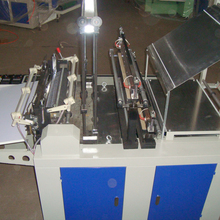 High quality double line vest bag making machine