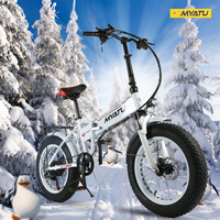 Hot Sale Popular High Quality Powered Strong Beach electric fat bike