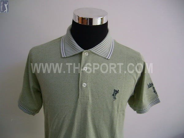 High quality brand logo golf shirts
