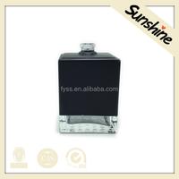 2017 Newest beautiful empty cosmetic glass spray perfume bottle