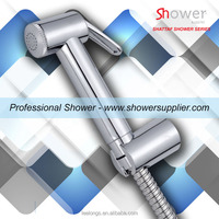 SH-5046 Chrome bidet anal douche shower head for washing