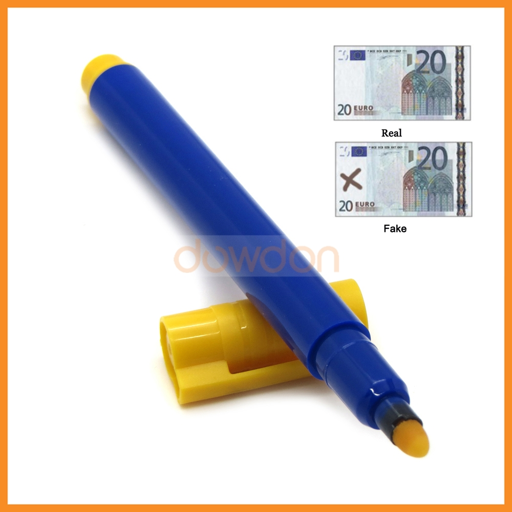 Fake Currency Chase Money Detector Banknote Pen