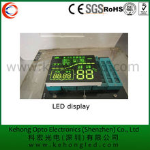 0.56'' 6 digit 7 segment microwave oven led numeric display