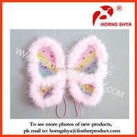 Kids Costume Small Angel Fairy Wings For Crafts with Glitter