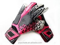 Custom made football goalkeeper gloves