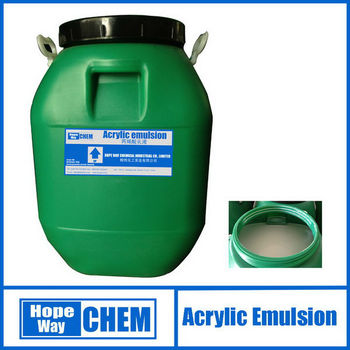 acrylic polymer emulsion Styrene Acrylate Paint Emulsion/Coating Latex for Interior Wall Paint