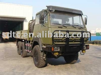 military quality 6*6 SHACMAN off-road truck