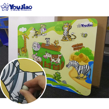 Jigsaw Toy Factory Kids Toys Wooden Animal Sound Puzzles Wooden Puzzles