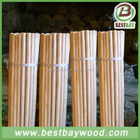120cm broom stick wood