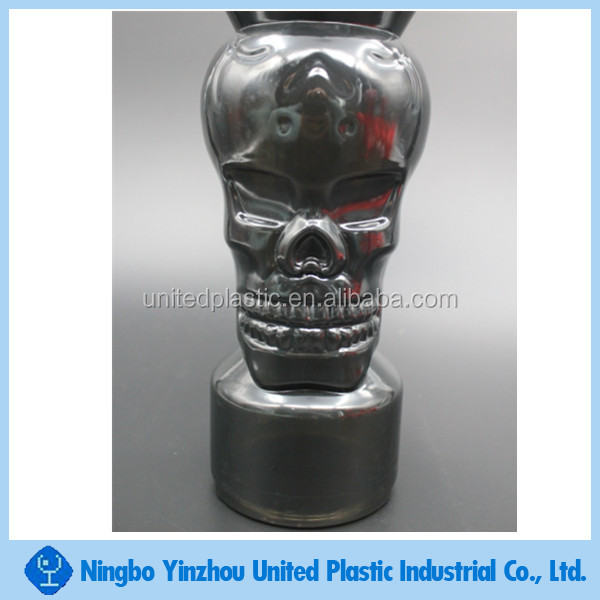 Skull shape plastic slush glass yard cup from unitedplastics