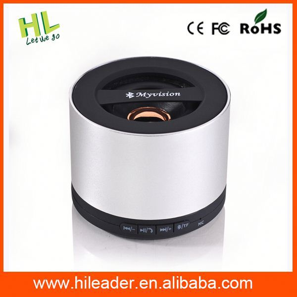2015 New High-end latest bluetooth enabled device speaker box