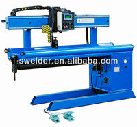 Automatic Universal Longitudinal Welding Machine(standard) for different material, size and process