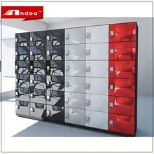 Factory cheap decorative storage locker cabinet lock door electric locker