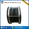 double arch flange type rubber bellow expansion joint