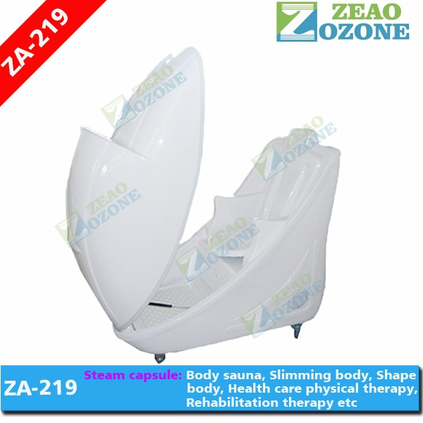 CE certificate ozone steam sauna for sale