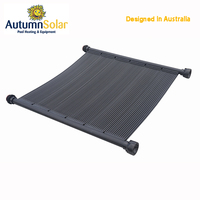 China supplier diy PP plastic solar pool heater with competive price