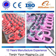 free samples swivel hoist ring / forging parts swivel lifting point / mould Rotating Lifting Points