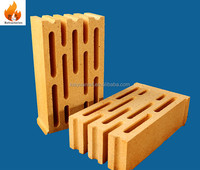 High alumina refractory fire brick
