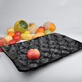 China Factory Customized Supermarket Displaying Fruit PP Packing Tray