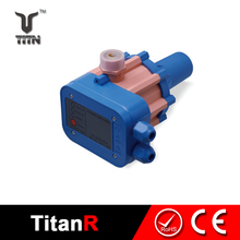 Pressure control for water pump pressure control on off pressure switch