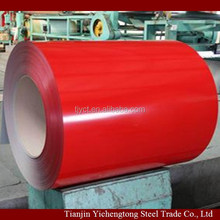 Roofing used color coated steel coils PPGI Coil