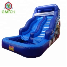 JMQ-B026 Professional Manufacturer Custom Made Used Waterslide Kids Inflatable Water Slide For Sale