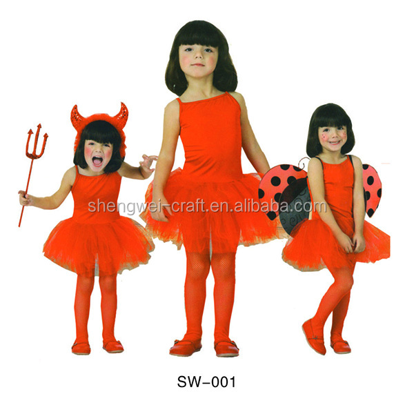 Factory hot sale ballet costumes for kids