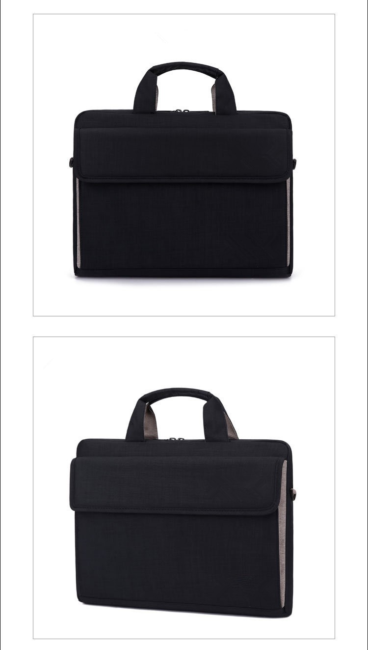 Wholesale shoulder Laptop Bag/Laptop messenger bag/Multi-functional Notebook Bag