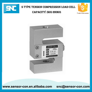 S-series pull and press weighing sensor tension and compression transducer load cell