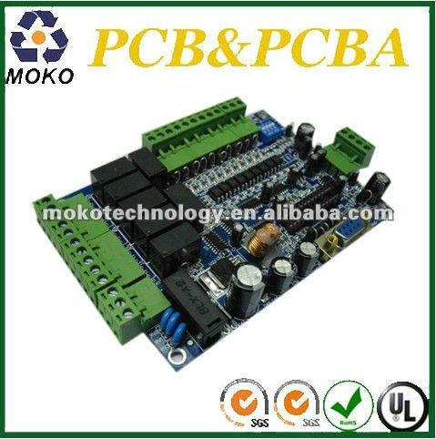Multilayer Pcb Assembly Prototype