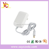 EU US UK AU wall plug AC100-240V 50-60HZ 5v 2a android tablet charger