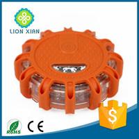 Traffic safety portable magnetic Mini Flashing LED Warning Light